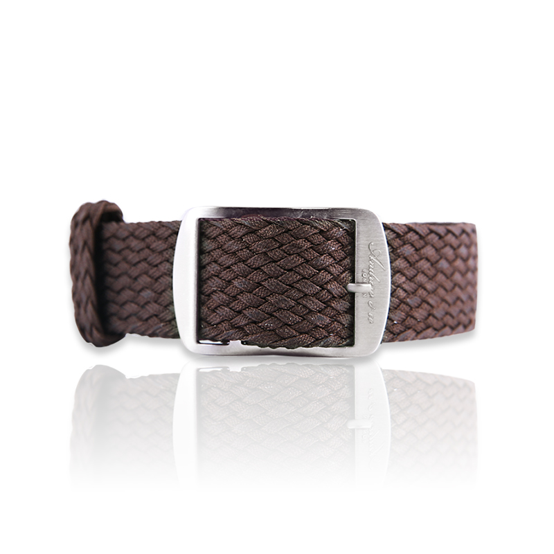 FABRIC STRAP Brown