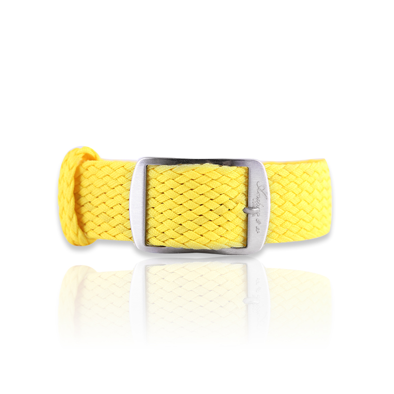 FABRIC STRAP Yellow