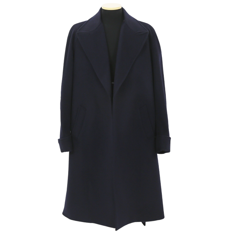 Andrew&co robe coat navy